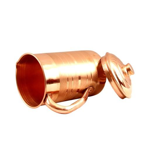 Handmade Pure Copper Jug Pitcher |1700 M...