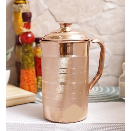 Copper Jug Pitcher, Serveware & Tabl...