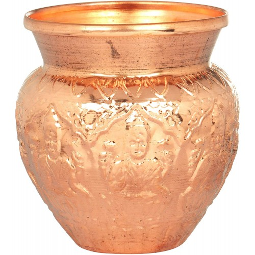 Ashtalakshmi Puja Kalasha Handmade India...