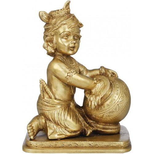 Bala Gopala Krishna The Butter Thief Bra...