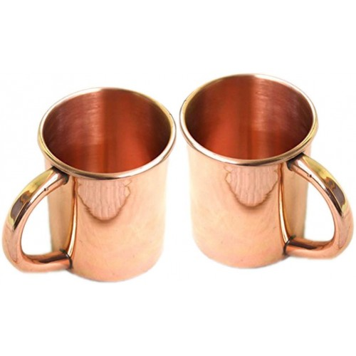 Copper Moscow Mule Shots Mug Copper Hand...