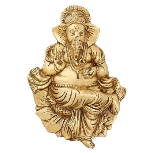 Hindu God Decor Statue of God Ganesha Re...