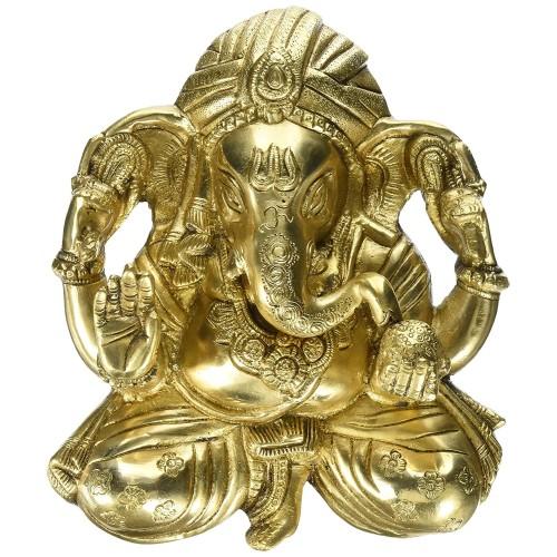 Ganesha Art Work Hindu Decal Religious G...