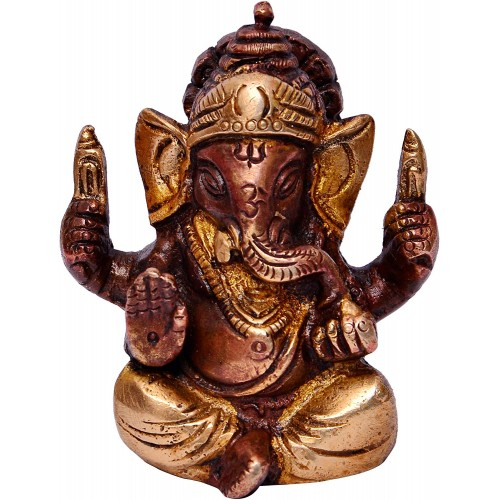 Hindu Religious God Small Statue Of Lord...