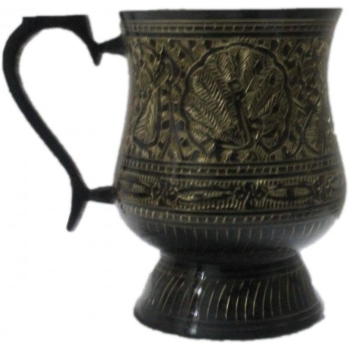 Unique Tankard Look - Handmade 100% Pure...