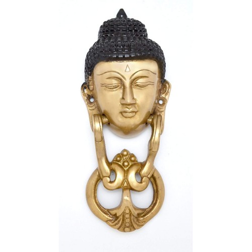 Antique Brass Door Knocker of Gautam Bud...