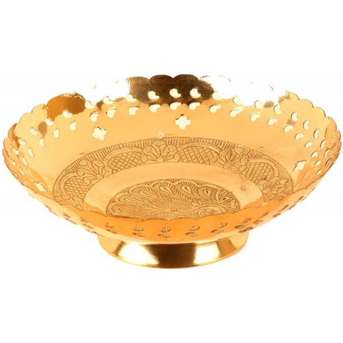Brass Pooja Bowl For Home decoration Bra...