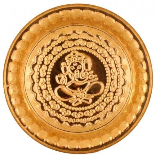 Brass lite Weight Multipurpose Pooja Pla...
