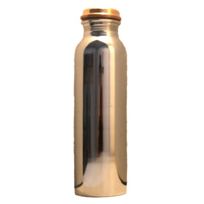 Thermos Design Copper Bottle, Travelling Purpose, 1000 ML