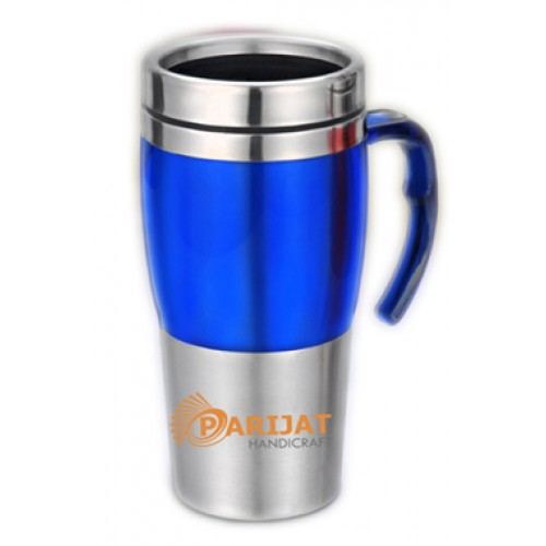 Stainless Steel Insulated Travel Mugs Do...