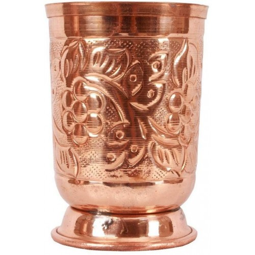 Premium Quality Floral Embossed Copper T...