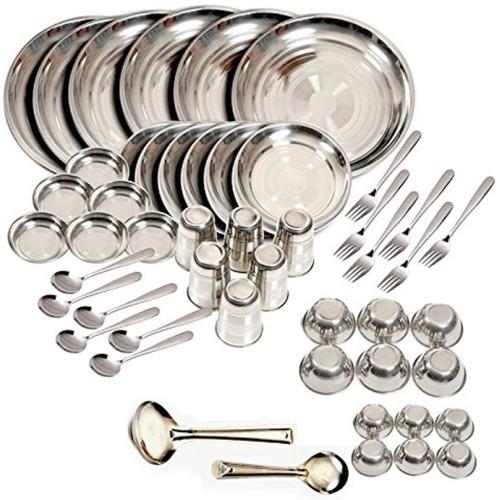 BPA Free Stainless steel Dinner Set Of 5...