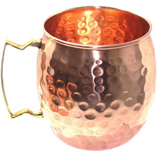 Handcrafted Moscow Mules Copper Mugs 100...