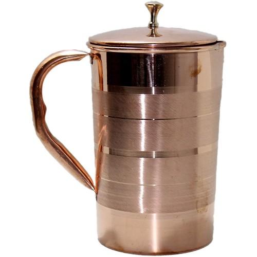 Pure Copper Luxury Water Jug Copper Pitc...