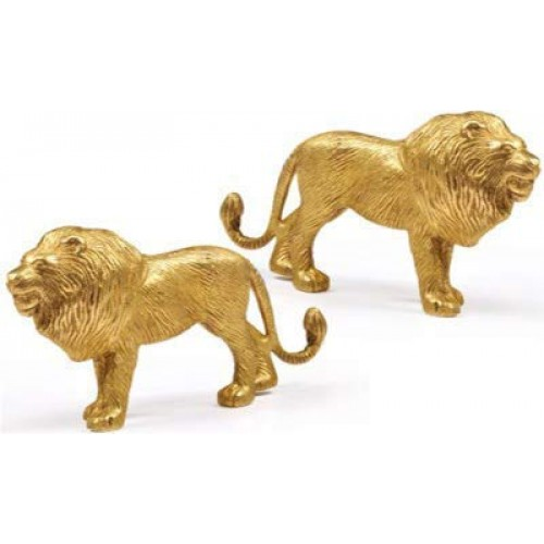 Brass Made Singh Brass Made Lion to Remo...
