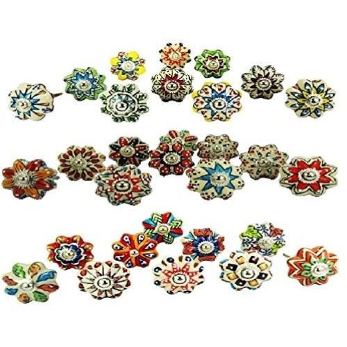 Dotted Mix Color Multi Designed Ceramic ...