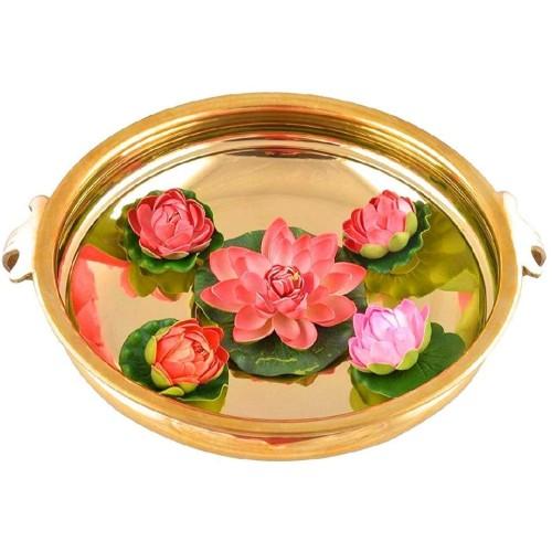 Decorative Brass Urli for Home & Off...