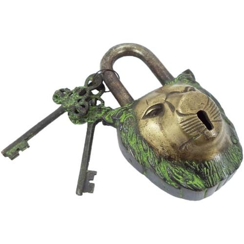 Functional Brass Beautiful Padlocks with...