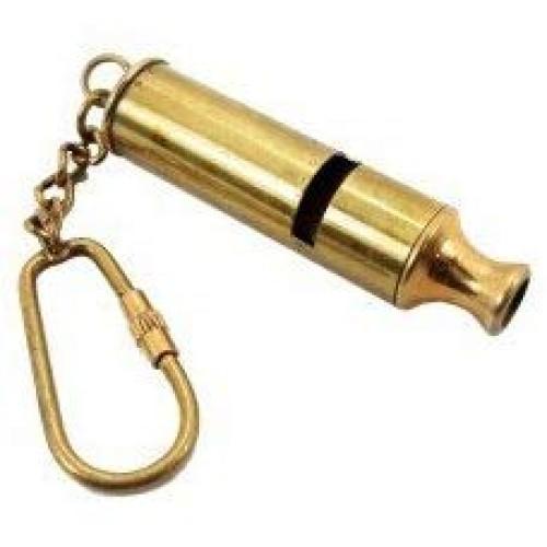 Brass Key Chain- Collectible Marine Naut...