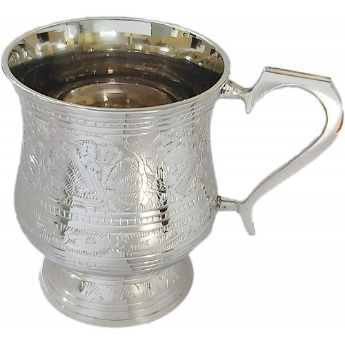 Unique Tankard Look Handmade 100% Pure B...