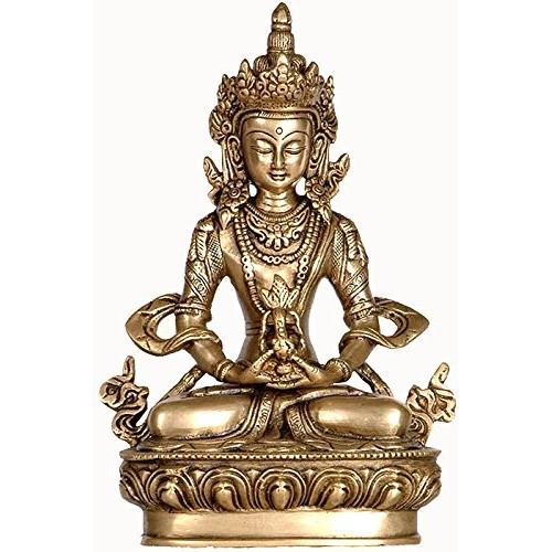 Amitabha Brass Statue