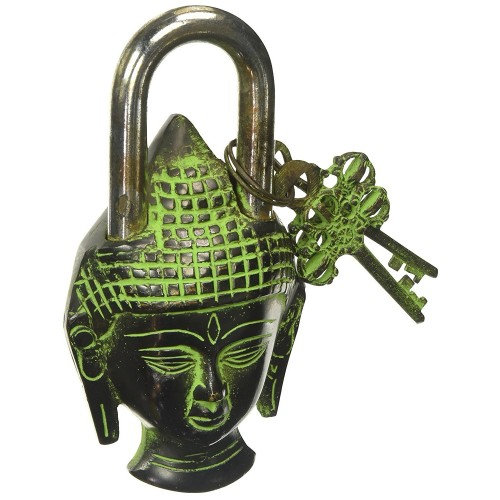 Functional Brass Beautiful Padlocks with...