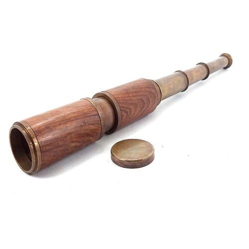PARIJAT HANDICRAFT Handmade Brass Wooden...