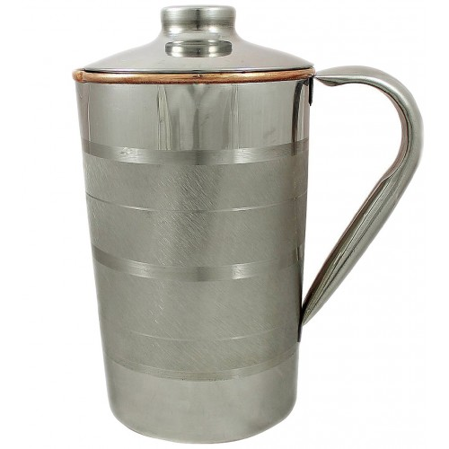 Hand Made Pure Copper Pitcher Jug Luxury...