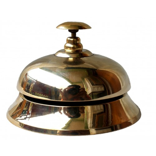 Service Desk Bell Hotel Counter Bell Orn...