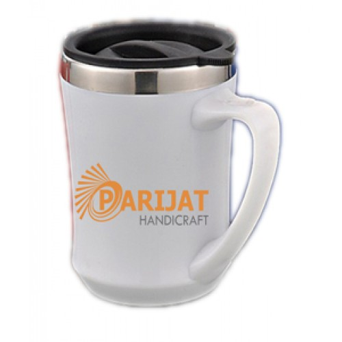 Stainless Steel Drum Mug Spill Proof, 25...